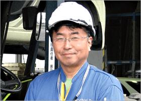 株式会社栃木パーツ 代表取締役 三枝透様 写真