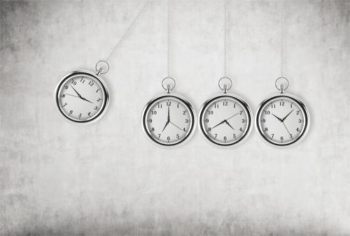時間と価値イメージ