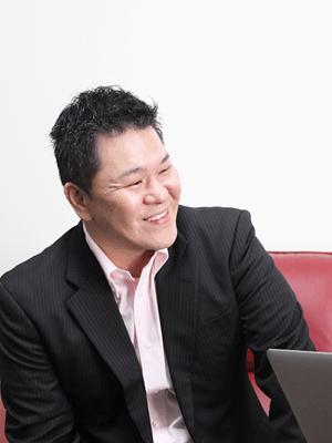 株式会社ナセバナル 代表取締役 橋谷亮治氏