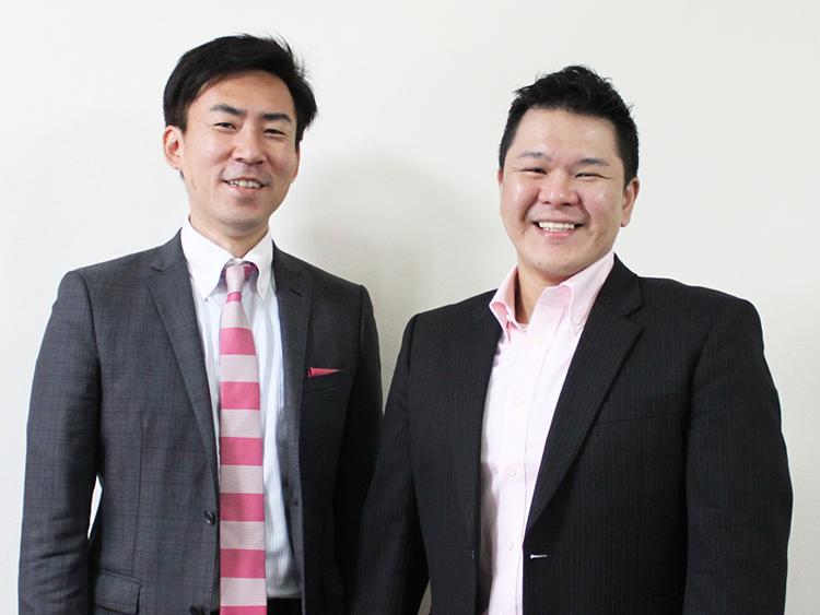 株式会社ナセバナル 代表取締役・橋谷亮治氏・ラディカルサポート代表皆川